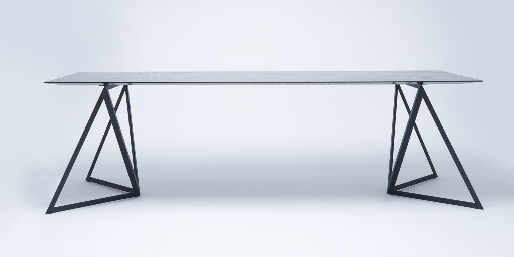 Steel Stand Table